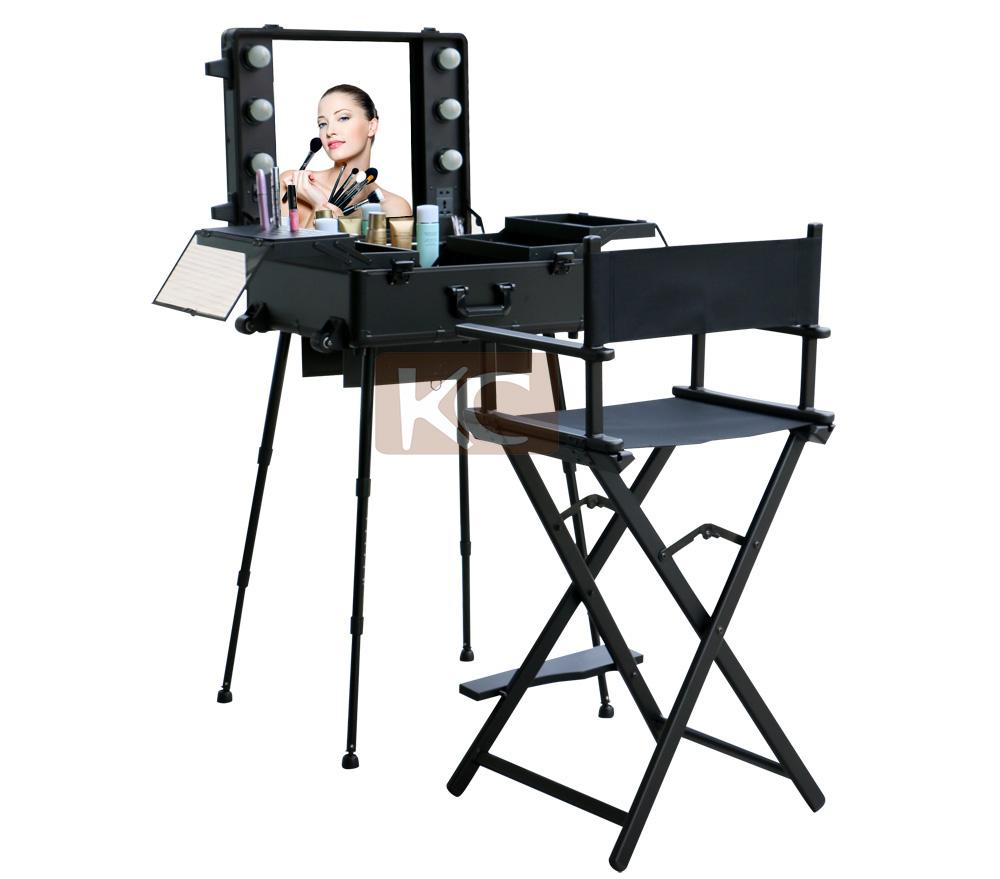 Lighted Mobile Makeup Station Fay Blog