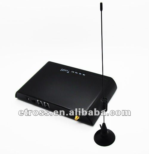 Wholesale Etross 8848 CDMA to landline Converter with 1 ruim card