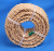 10mm Natural color 3 strandsTwisted Sisal Rope