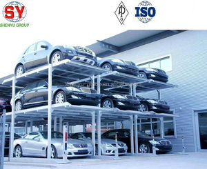 suttle / puzzle / lifting / platform / multi-storey stereo garage automated car parking system
