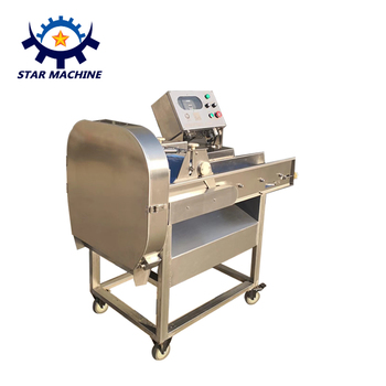 vegetable online cutter slicer cutting machine
