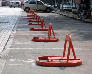 Vehicle Safety Remote Control Parking Barrier