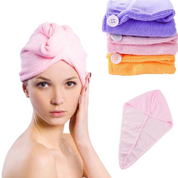 Head Wrap Women Microfiber Turban Twist Hair Dryer Towel - Buy Head  Wrap 3a594944bd1