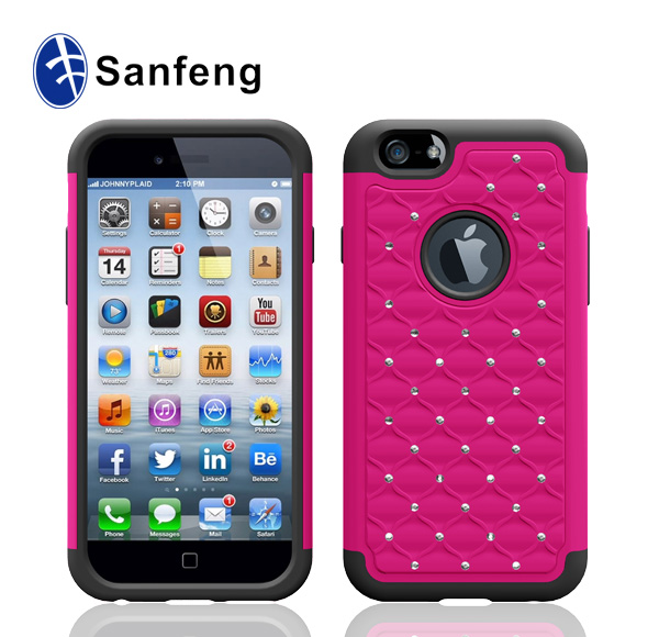 Cheap Mobile Phone Cases For Apple Iphone 6 5.5 Inch And 4