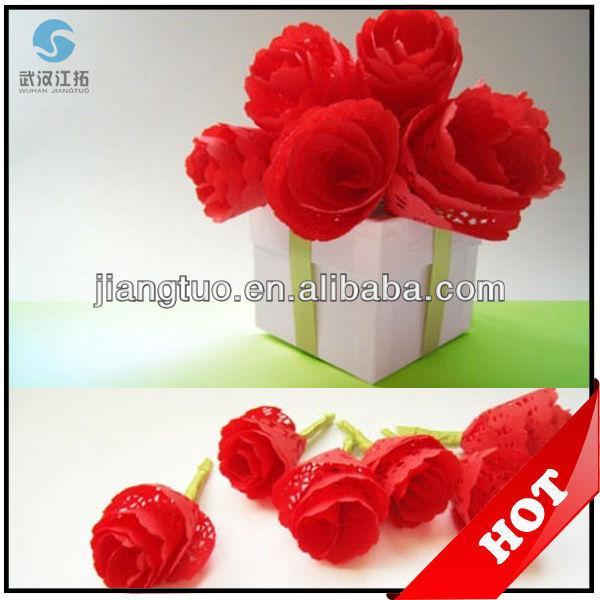 Wall Decoration Handmade Paper Flowers