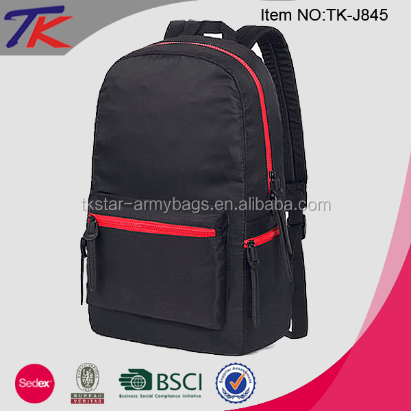 Multiple Color Fashion Travelling Backpack with Laptop Compartment