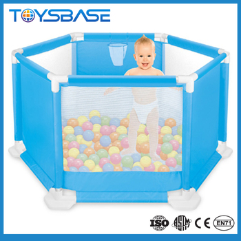 Hot Selling Baby Plastic Fence Kids Playpen Indoor Kids Play Area ...