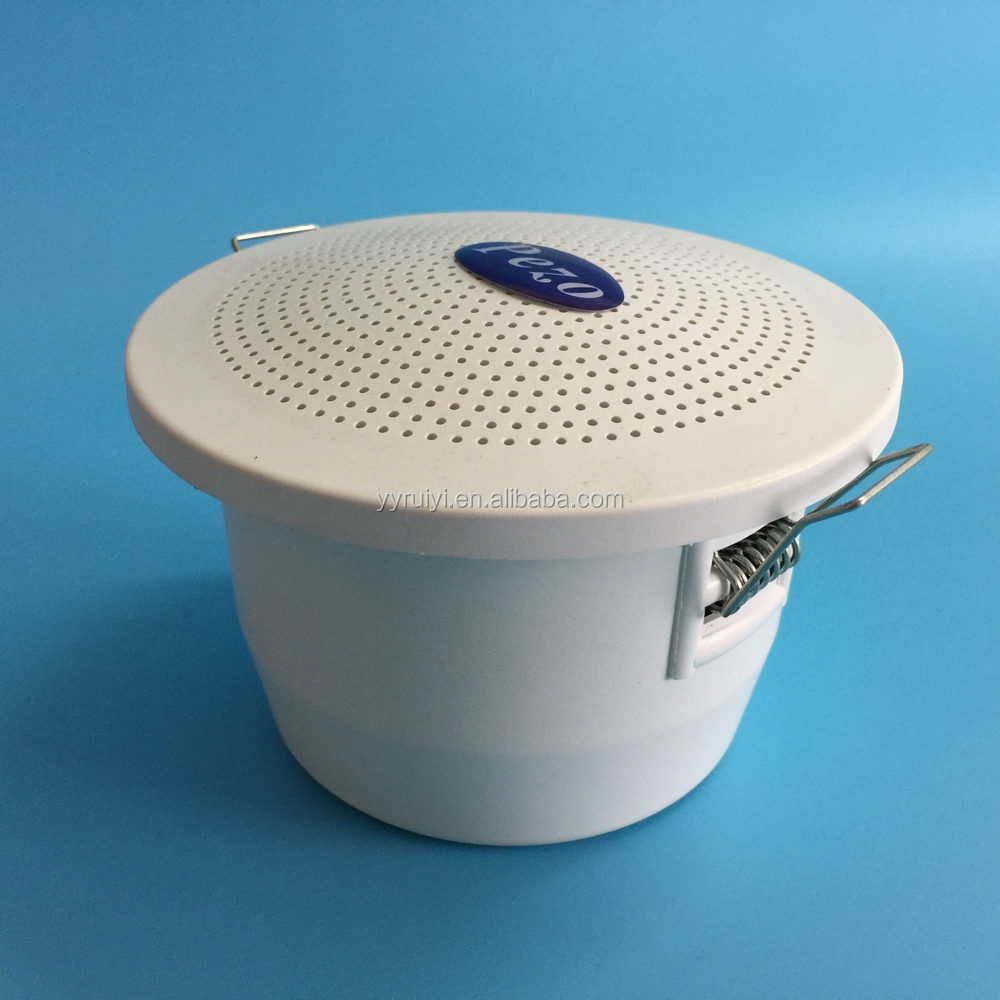pezo IP system 3 inch bathroom speaker in ceiling