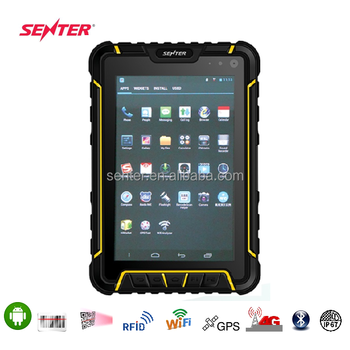 Rugged Tablet Pc Android Barcode Scanner 7 Inch Usb Otg Rj45 Wifi Bluetooth  Gps Camera 8mp - Buy Rugged Tablet,Android Barcode Scanner,Rugged Tablet