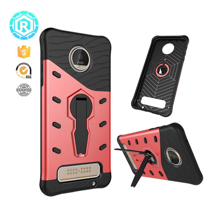 sublimation phone cover for moto z play metal case