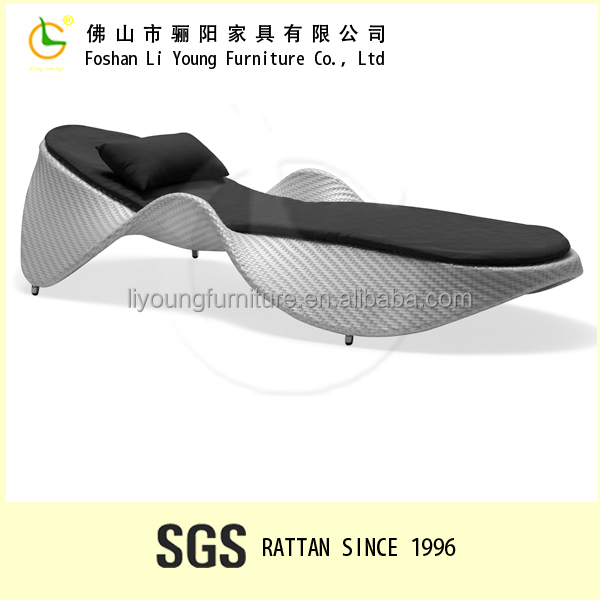 Rattan Chaise Lounge Chairs Outdoor Pool Sex Chaise lounge Chair LG66-9541sex lounge chair