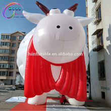 Cheap inflatable sheep giant inflatable lamb inflatable goat for promotion