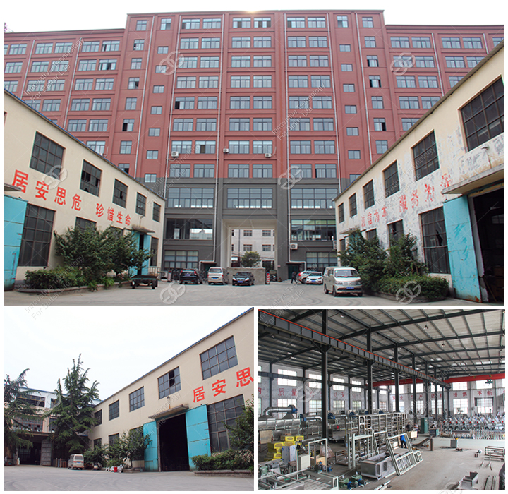 GELGOOG Machinery Co.,Ltd Factory Pictures 4
