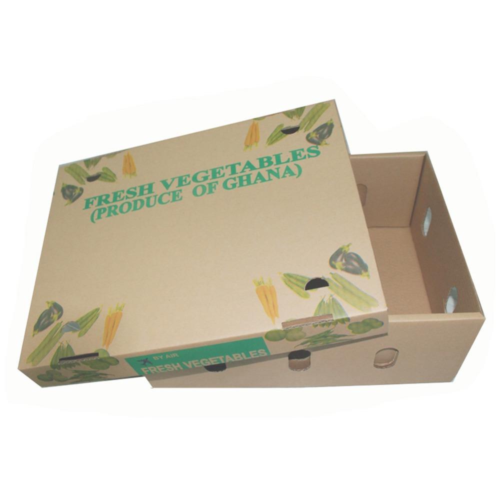 Venta Al Por Mayor Cajas De Carton Para Banano Compre Online Los  ~ Cajas De Carton Decorativas Grandes