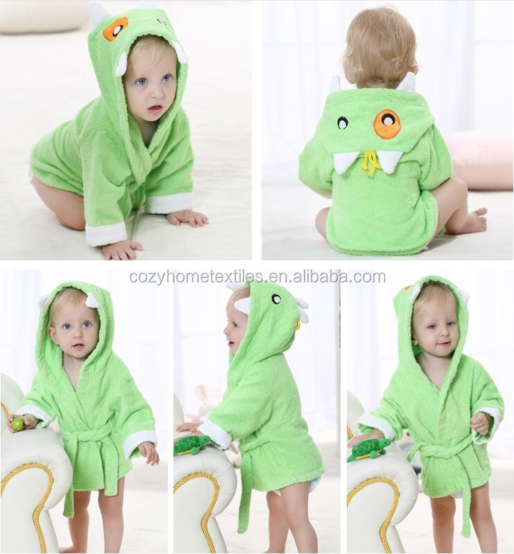 Impartial Winter Warm Bathrobe Pijamas Kids Cartoon Towel Fleece Baby Boys Girls Robe Children Clothing Bathrobe Nightgown Christmas Gifts Underwear & Sleepwears