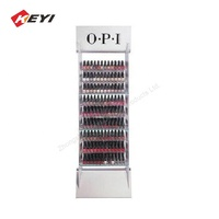 Reasonable Price Customized Design Free Standing Opi Nail Polish Stand Nail Polish Promotion Display Rack