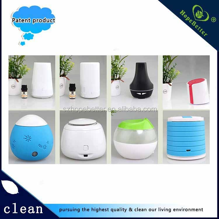 Hot sale For 2015 Small Kitchen Appliance Ultrasonic Rechargeable Humidifier