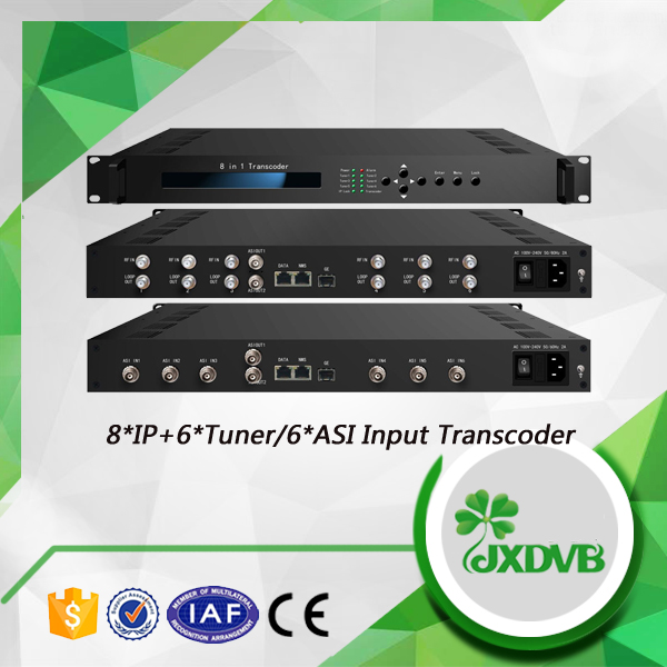 Digital Tv Headend Any To Any Transcoder Mpeg Ts H 264 To Mpeg-2 Hd/sd Ip  Transcoder - Buy H 264 To Mpeg-2 Transcoder,Catv Digital Headend,Digital Tv
