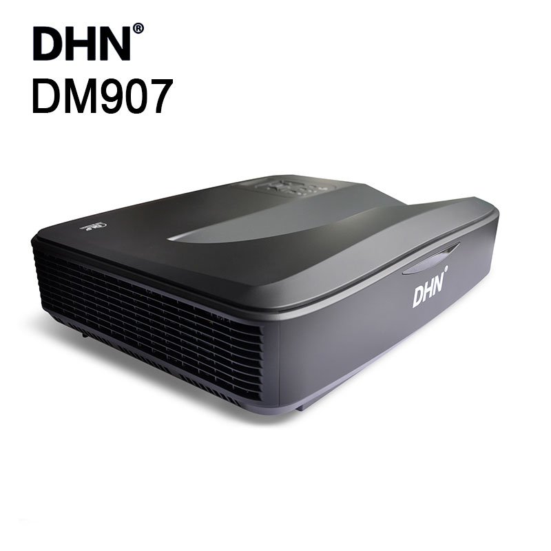 DM907 interactive portable projector 1920x1080 projector headlight projector