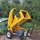 15HP garden waste wood chipper shredder