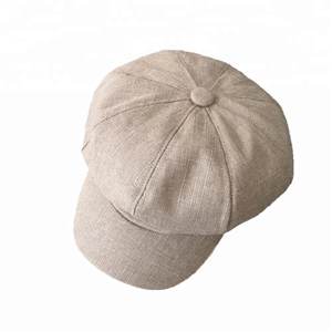 Promotional short brim multi panel baseball cap plain 8 panel classic sport cap wholesale
