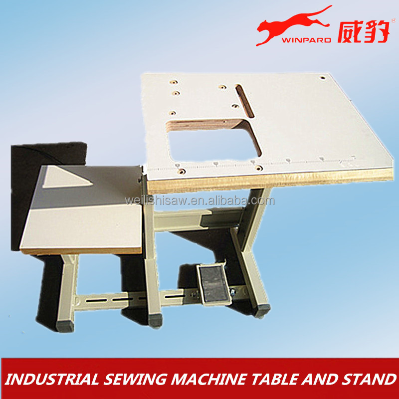 China Sewing Table Wholesale 🇨🇳 Alibaba Unique Industrial Sewing Machine Tables