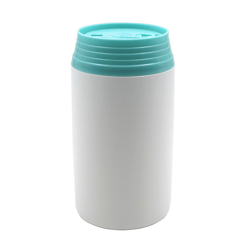 400 ml น่ารักสามารถรูปเปียกเช็ด canister
