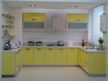 Cheap Modern Modular Kitchen Cabinets Factory/ Need To Sell Used ...