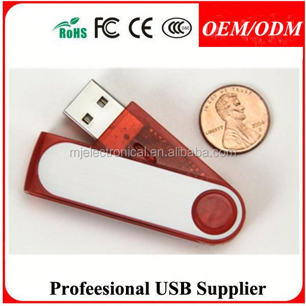 Red color 4gb female lipstic removable usb2.0 disk , Free sample