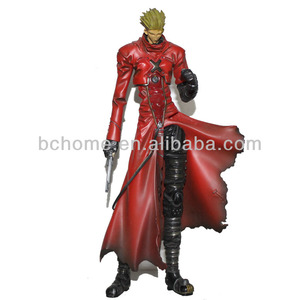 2015 Game Character Polyresin Anime Action Figure For Japan