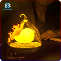 Wisdom Victory 2016 Birdcage LED Night Light Touch Dimmable Lamp,Night Light for Indoors and Outdoors,Great Gift for Children Gi
