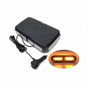 Cheap 60W strobe warning mini lightbar amber led light bar for sale