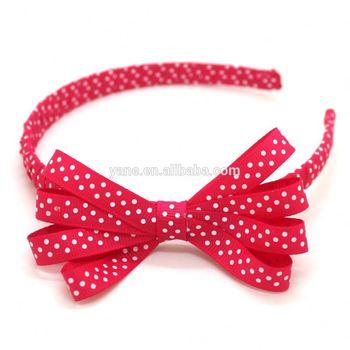 Bow Hairband bee8c0579da