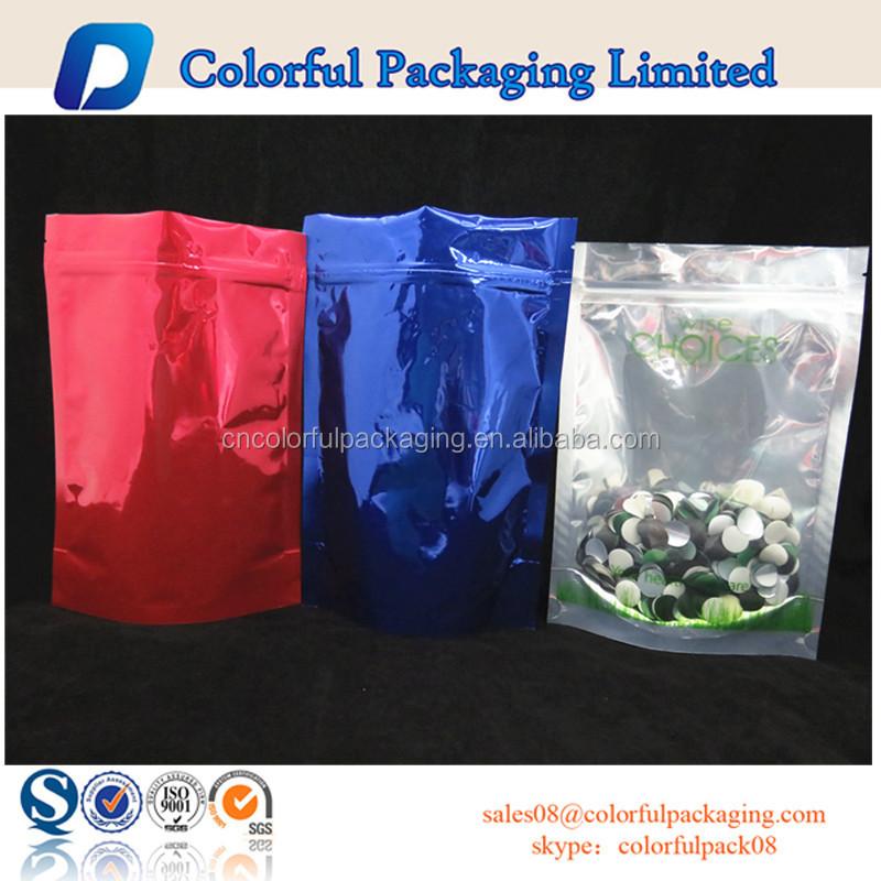 250g 500g doypack ziplock aluminiumfolie tasche aufstehen druckverschlussbeutel taschen produkt. Black Bedroom Furniture Sets. Home Design Ideas