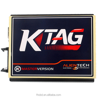 Latest Version KTAG V2.13 FW 6.070 K tag ECU Programmer Tool ECU remapping