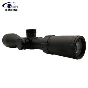 Kaerqi 4-16x50 first focal plane reticle riflescope for hunting scope 1/10 MIL