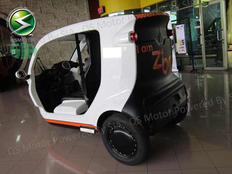 QS Motor 13inch Electric Tricycle kit / Single Shaft Motor kit Powerful Hub Motor Kit
