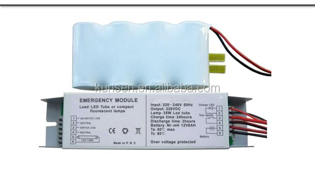 Led Emergency Conversion Kit,Led Emergency Lighting Module,Battery ...