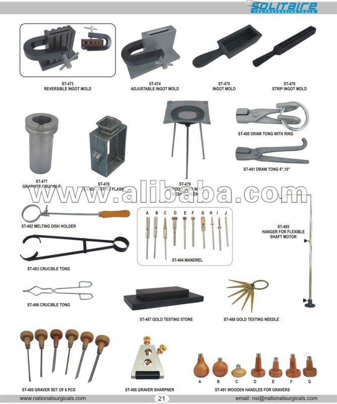 Herramientas de joyer a herramientas de joyer a - Herramientas para piedra ...