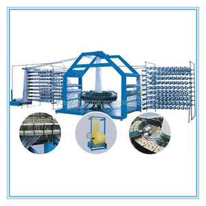 pp woven bag making machine