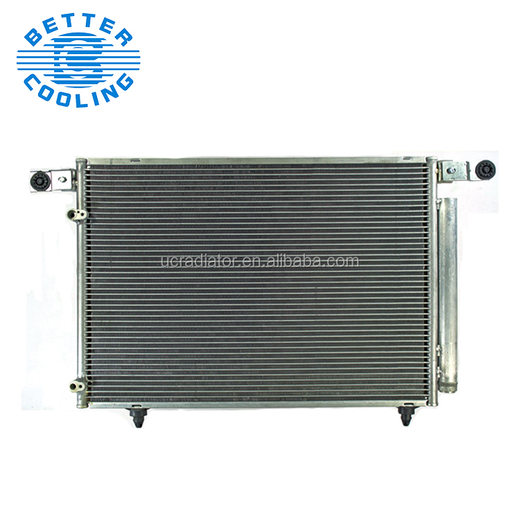 16 Years Experience Customerized Low Auto A/C Condenser Price Mazda MPV Van 04-06 DPI 3308 Mazda Condenser