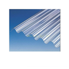 PC Transparent plastic corrugated polycarbonate sheet for roof construction