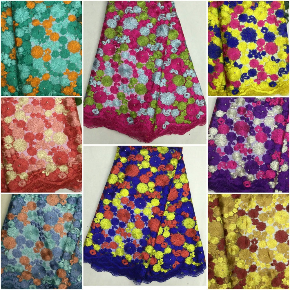 Gorgeous Distinctive Pattern Wax Print Fabric Veritable Hitarget ...