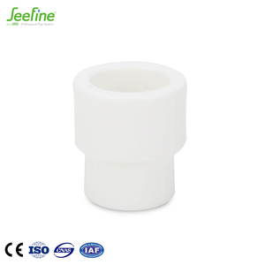 Hot sale plastic compression fitting reducing coupling pipe fittings