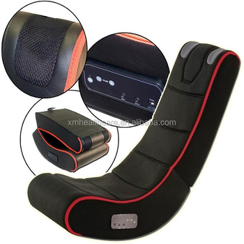 Recliner Music X Rocker 2 Speakers Rocking Chair Gaming Chair With Bluetooth