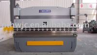 Steel-welded construction WE67K SERIES WE67K-100/3200(DA52) Hydraulic press brake MACHINE