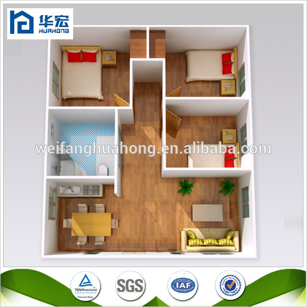 High quality nice design cheap 3 bedroom house plans buy for Cost of building a 3 bedroom house