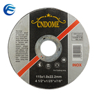 Ultra thin 115 cutting disk cutt off wheel abrasive disc for inox stainless steel