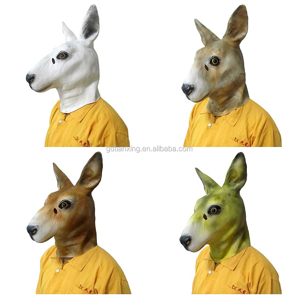 Trade Assurance Design Your Own Online Animal Head Halloween Mask ...