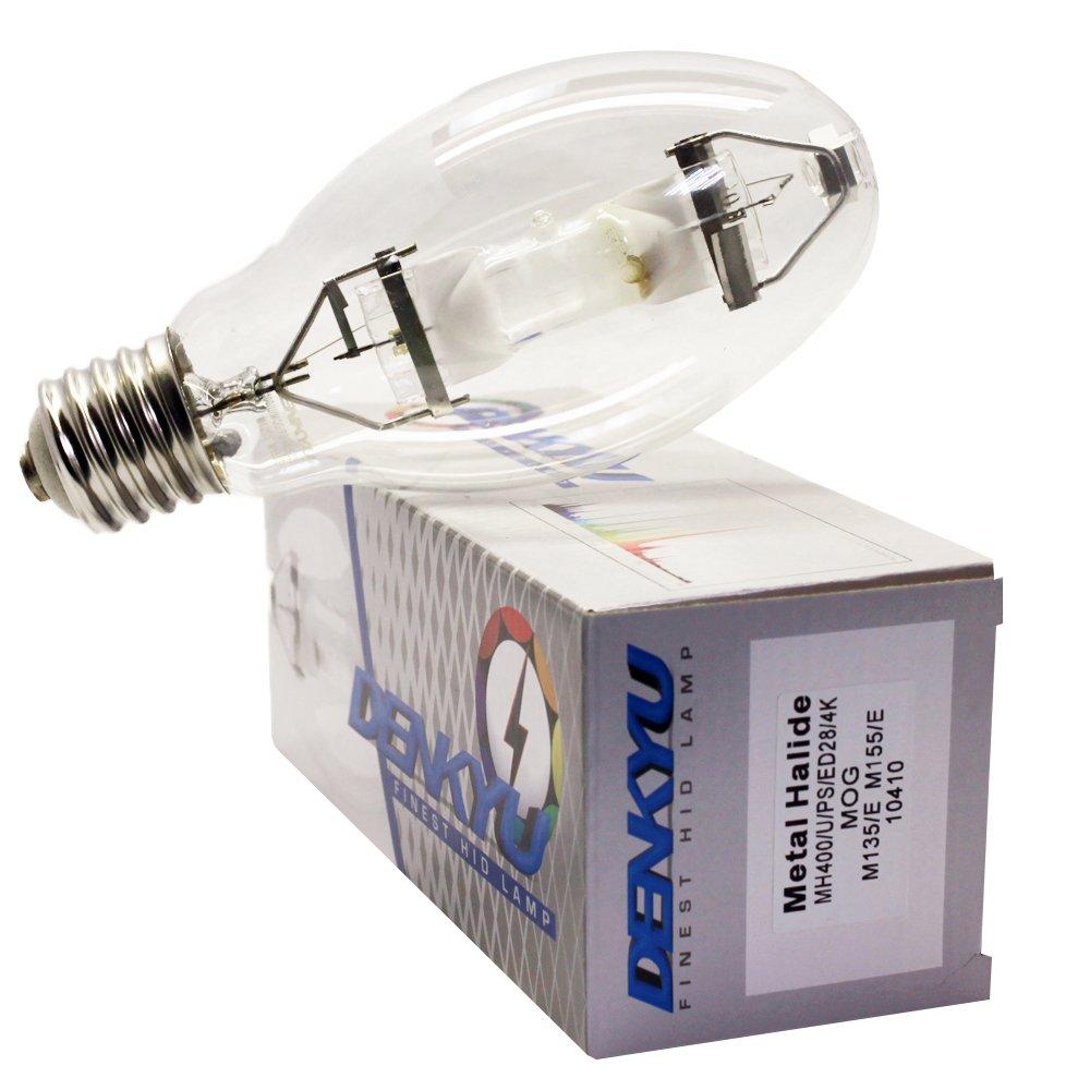 MH400/U/PS/4K/ED28 400W Pulse Start Metal Halide Lamp M135/E M155/E (10410)